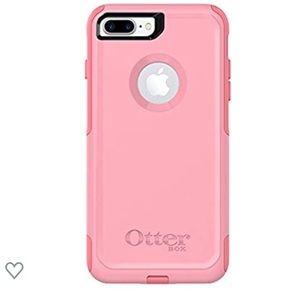 NWOT OtterBox COMMUTER iPhone 8 Plus &7 Plus